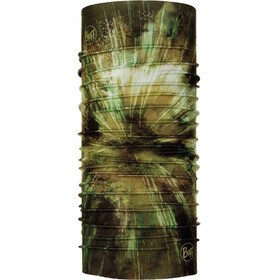 Buff Coolnet UV+ Neckwear green/olive